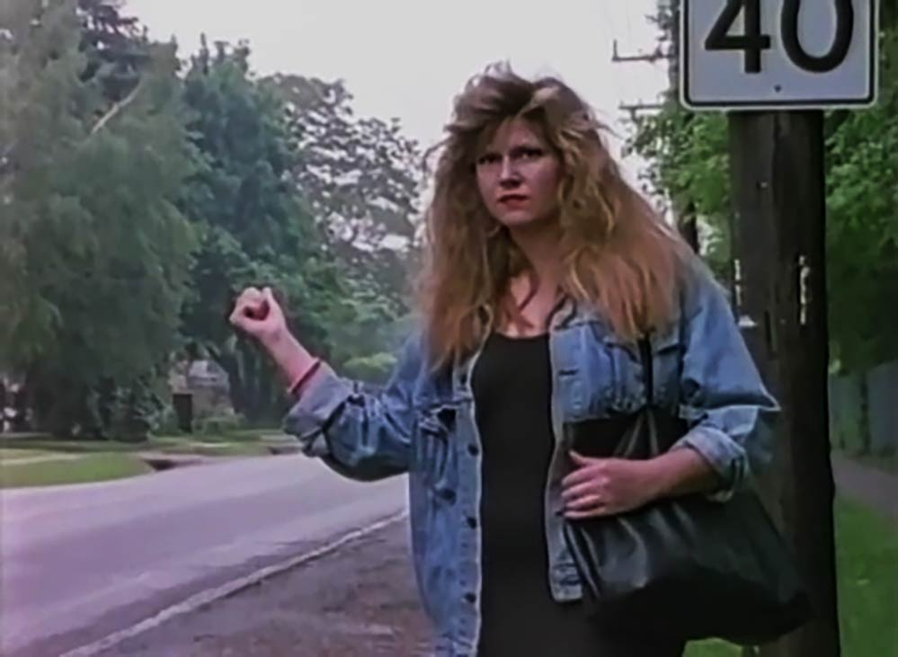 WICKED WORLD Hitchhiker Horror
